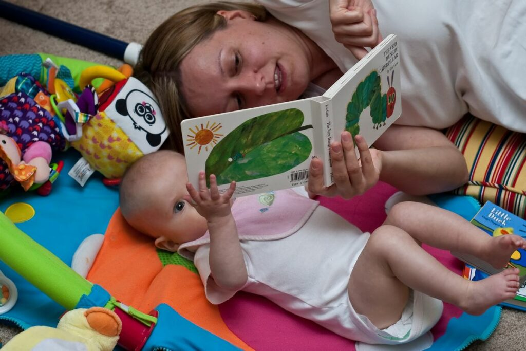 Pre-Literacy And Early Language Skills Start Now