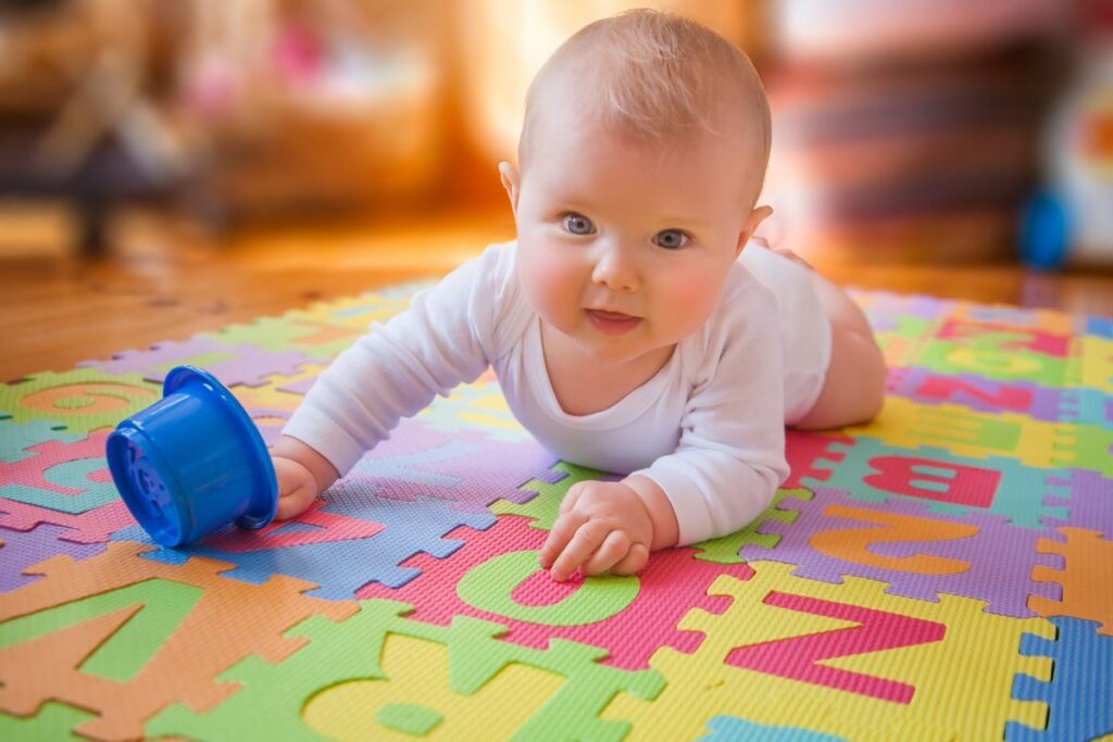 The Creative Curriculum© Engages Your Baby's Senses
