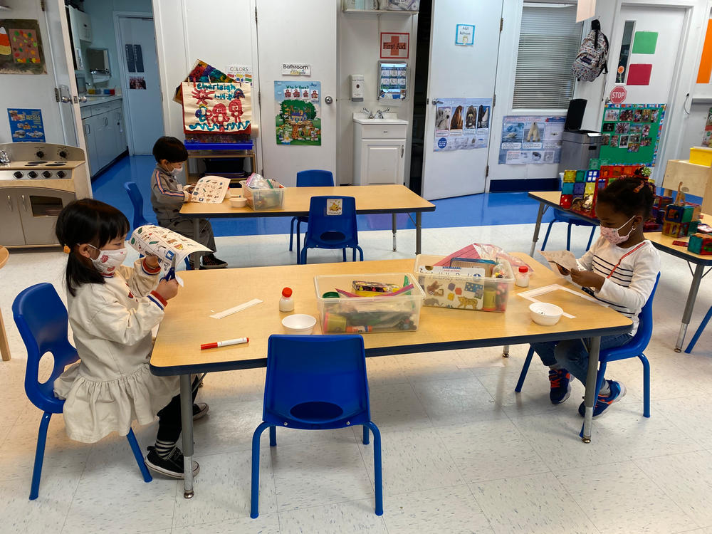 Cleaning Staff Keep Your Child Healthy